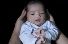 Plus de 3.000 enfants naîtront au Vietnam le jour du Nouvel An