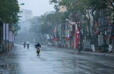 Une nouvelle vague de froid vif causera des pluies au Nord et au Centre à partir du 7 janvier