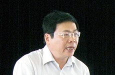 Le procès de l'ancien ministre Vu Huy Hoang aura lieu le 7 janvier