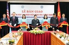 Le Vietnam reçoit du matériel des Etats-Unis pour l'identification des biens à double usage