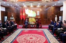 Bac Ninh crée toujours des conditions favorables pour les entreprises sud-coréennes