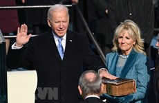 Messages de félicitations au président américain Joe Biden