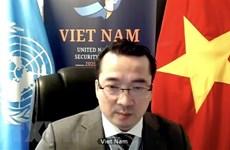 Le Vietnam appelle la communauté internationale à s'unir pour aider la Syrie