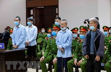 Affaire de Dong Tam : jugement en deuxième instance de six accusés