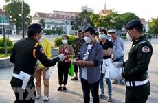 COVID-19 : le Cambodge renforce les mesures de prévention dans la capitale et quatre provinces