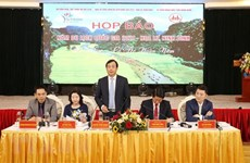 La cérémonie d'ouverture de l'Année nationale du Tourisme 2021 aura lieu le 20 avril