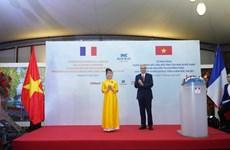 La première femme d'affaires vietnamienne décorée la Légion d'honneur