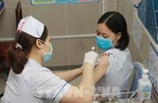 COVID-19 : Ho Chi Minh-Ville effectue la deuxième phase de vaccination