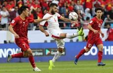 Football : un match amical entre le Vietnam et la Jordanie prévu fin mai