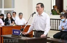 Le procès de Vu Huy Hoang et de ses complices a été rouvert
