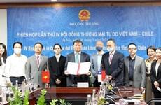 L'ALE Vietnam-Chili crée une bonne croissance commerciale