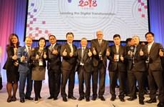ASOCIO : le Vietnam remporte plusieurs prix en Technologies de l'Information et de la Communication