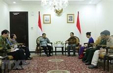 Le Vietnam et l'Indonésie renforcent leurs relations de coopération