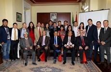 2e Congrès de l'Association des hommes d'affaires vietnamiens en Italie