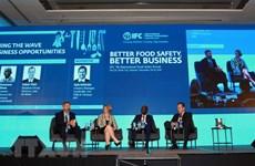 Le 7e Forum international sur la sécurité sanitaire des aliments