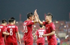 Aperçu rétrospectif de quatre ans du football vietnamien