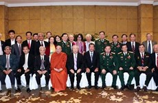 Renforcement des échanges entre les Vietnamiens et les Cambodgiens