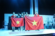 Performances du Vietnam aux Olympiades internationales junior des sciences