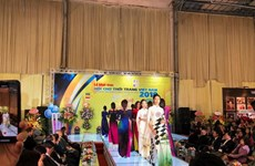 Ouverture de la Foire de la mode du Vietnam 2018