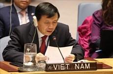 Le Conseil économique et social des Nations Unies (ECOSOC) et les empreintes du Vietnam