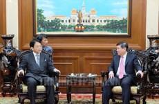Ho Chi Minh-Ville renforce sa coopération avec la préfecture d'Aichi (Japon)