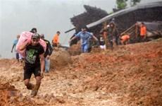 Glissements de terrain en Indonésie et aux Philippines: le bilan s'alourdit