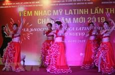 Soirée de musique latino-américaine très animée à Hanoï