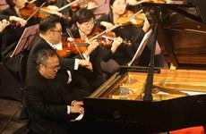 Soirée musicale sud-coréenne-vietnamienne à l'Opéra de Hanoï