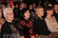 Célébration des 50 ans de l'établissement des relations diplomatiques Vietnam-Suède