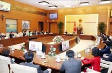 Vietnam-R. de Corée: les deux groupes des députés d'amitié valorisent leur rôle de passerelle