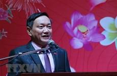La communauté des Vietnamiens d'outre-mer de retour vers le pays natal pour le Têt