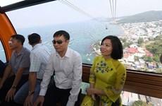 Têt du Cochon 2019 : de nombreux touristes affluent vers l'île de Phu Quoc