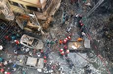 Incendie à Dacca : message de sympathie du Vietnam