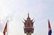 Le 14e monument de l'amitié Vietnam - Cambodge est inauguré au Cambodge