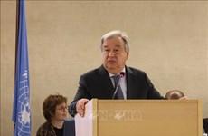 À Genève, le Conseil des droits de l'homme ouvre les travaux de sa 40e session