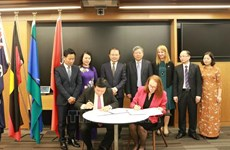 Vietnam et Australie coopèrent pour renforcer l'éducation aux droits de l'homme