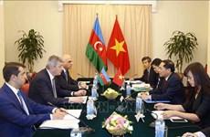 Vietnam-Azerbaïdjan: consultation politique entre les ministères des AE