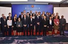ARF : clôture de la 11e réunion du Groupe de travail de mi-mandat sur la sécurité maritime