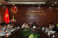 La BAD aide Hau Giang à renforcer l'écoulement de ses fruits et légumes