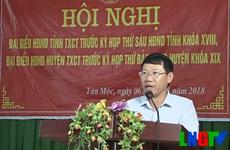 Restauration des sites religieux liés au roi-bouddha Tran Nhan Tong