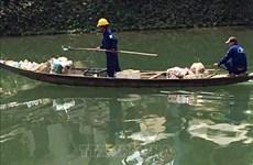 Thua Thien-Huê: renforcement des mesures pour diminuer les déchets dans les rivières