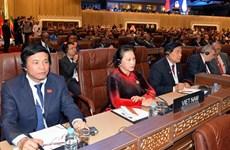 La présidente de l'AN vietnamienne termine sa tournée au Maroc, en France, en Belgique et au Qatar