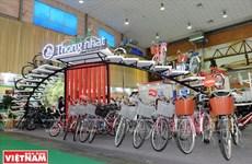 Thong Nhat, le vélo qui relie le passé au présent et au futur