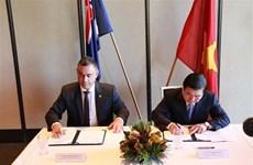 Ho Chi Minh-Ville établit un jumelage avec l'État australien de Nouvelle-Galles du Sud