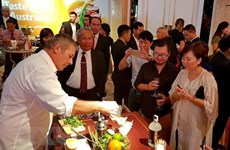 L'événement Taste of Australia 2019 aura lieu dans plusieurs villes