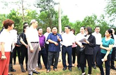 Renforcement de la coopération intégrale entre Ha Giang et le district de Wenshan (Chine)
