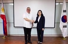 La République de Corée démarre les négociations sur l'accord de libre-échange avec les Philippines