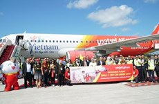 Vietjet Air: ouverture de la ligne aérienne entre Ho Chi Minh-Ville et Bali