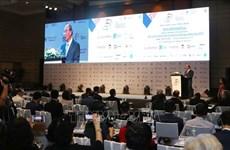 Les PM vietnamien et italien coprésident le Forum d'entreprises Italie-ASEAN