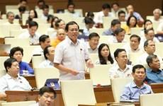 AN: les députés votent sur trois lois et discutent de deux projets de loi